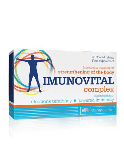 olimp Imunovital / 30 Tabs
