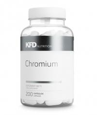 KFD Chromium 200mcg / 200 Caps