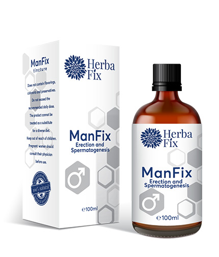 herba-fix ManFix / 100ml