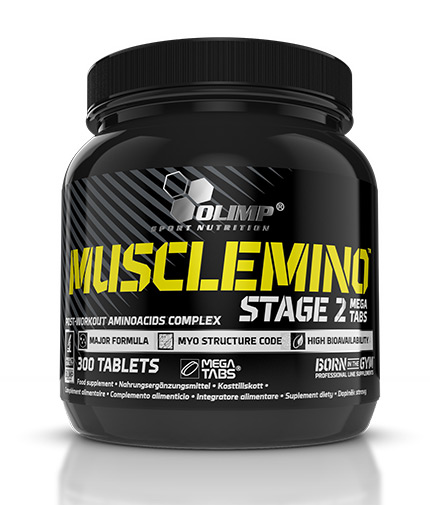 olimp Musclemino Stage 2 / 300 Tabs