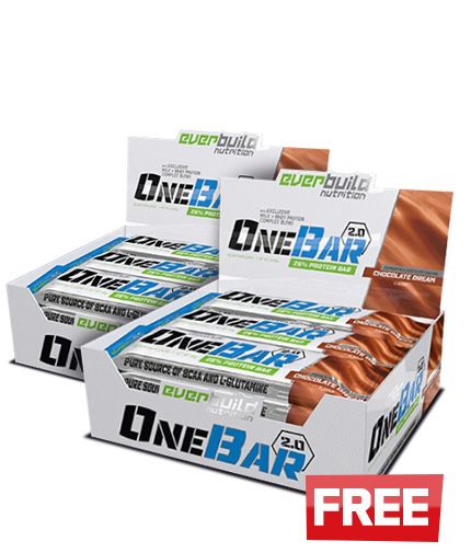 promo-stack ONE BAR 2.0 BOX 1+1 FREE PROMO STACK
