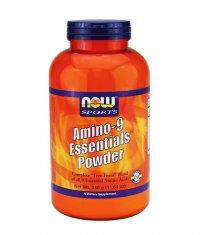NOW Amino-9 Essentials  Powder 60 Serv.