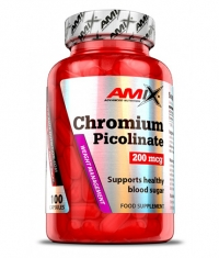 AMIX Chromium Picolinate / 100 Caps.