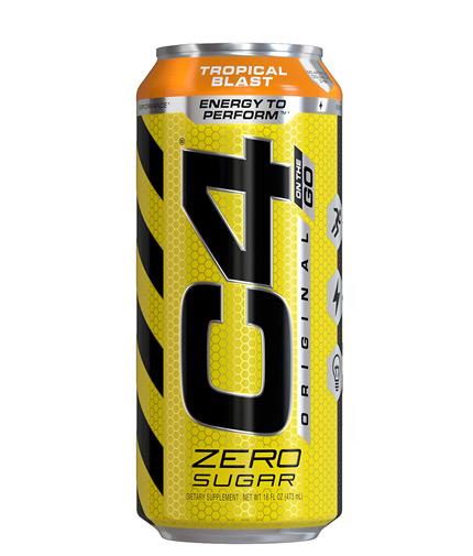 cellucor C4 Carbonated / 473ml