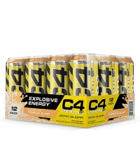 CELLUCOR C4 Carbonated Box / 12x473ml