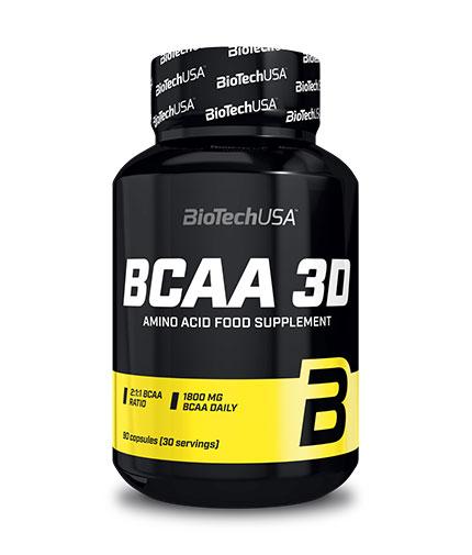 biotech-usa BCAA 3D / 90 Caps.