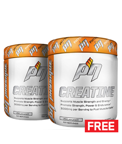 promo-stack Physique Creatine 1+1 FREE