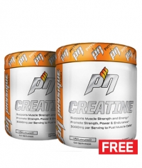 PROMO STACK Physique Creatine 1+1 FREE