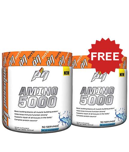 promo-stack PN Amino 5000 1+1 FREE Stack