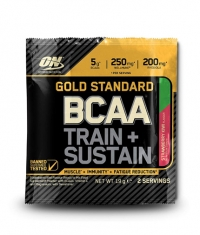 OPTIMUM NUTRITION Gold Standard BCAA Train + Sustain Sashet