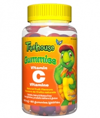 WEBBER NATURALS Vitamin C Treehouse for Kids / 60 Gummies