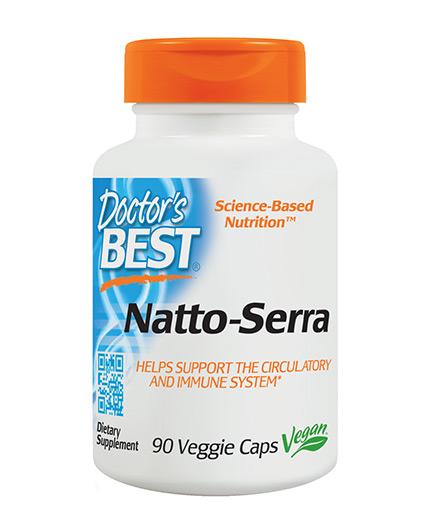 doctors-best Natto-Serra / 90 Vcaps