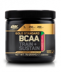 OPTIMUM NUTRITION Gold Standard BCAA Train + Sustain
