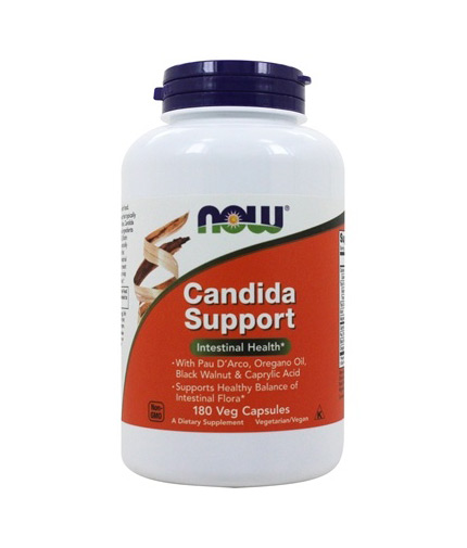 now Candida Support / 180 Caps