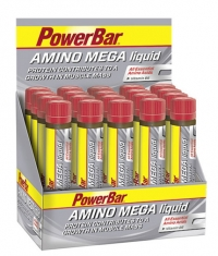 POWERBAR Amino Mega Liquid / 20x25ml