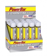 POWERBAR L-Carnitine Liquid / 20x25ml