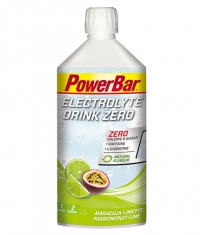 POWERBAR Electrolyte Drink  with Caffeine & L-Carnitine / 1Ltr