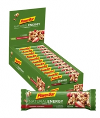 POWERBAR Natural Energy Bar Box / 24x40gr