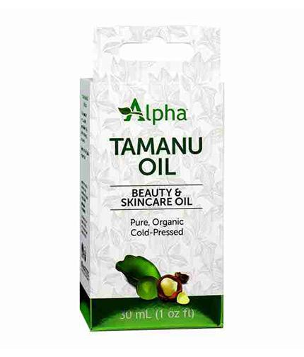 natural-factors Alpha Tamanu Oil
