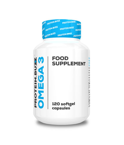 protein-buzz Omega 3 / 120soft