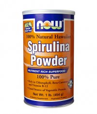 NOW Spirulina Powder 64 Serv.