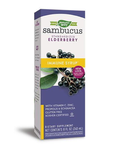 natures-way Sambucus Immune Syrup / 240ml