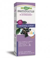 NATURES WAY Sambucus for Kids Original Syrop/ 240ml