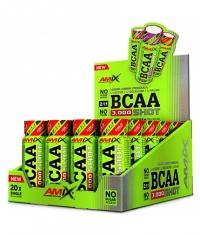 AMIX BCAA Shot Box / 20x60ml