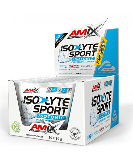 amix IsoLyte Sport Box / 20x30g