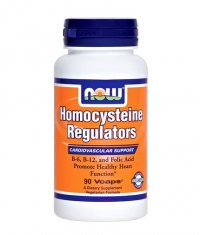 NOW Homocysteine Regulators 90 VCaps.