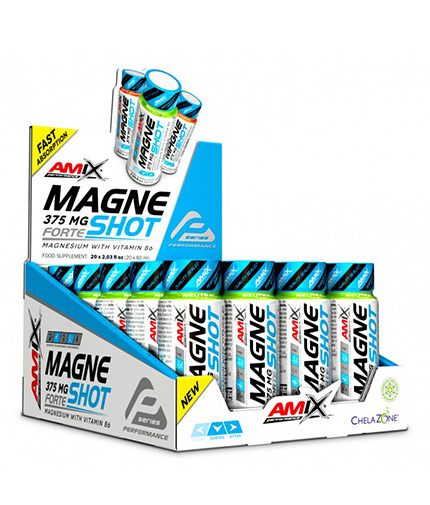 AMIX AMIX MagneShot Forte 375 mg Box / 20x60ml