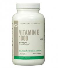 UNIVERSAL Vitamin E 1000 I.E. / 50 Softgels