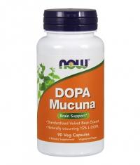 NOW DOPA Mucuna 90 VCaps.