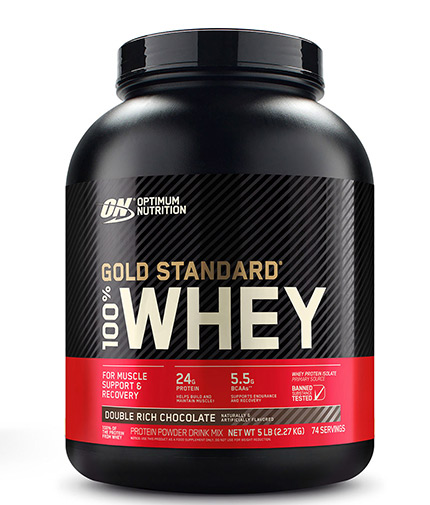 optimum-nutrition 100% Whey Gold Standard 5 lbs.