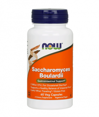 NOW Saccharomyces Boulardii 60 VCaps.