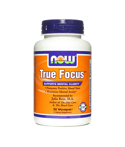 now True Focus 90Vcaps.