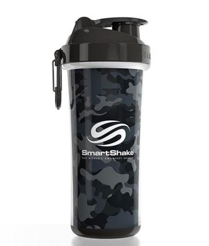 smart-shake Double Wall 750ml / Camo Gray