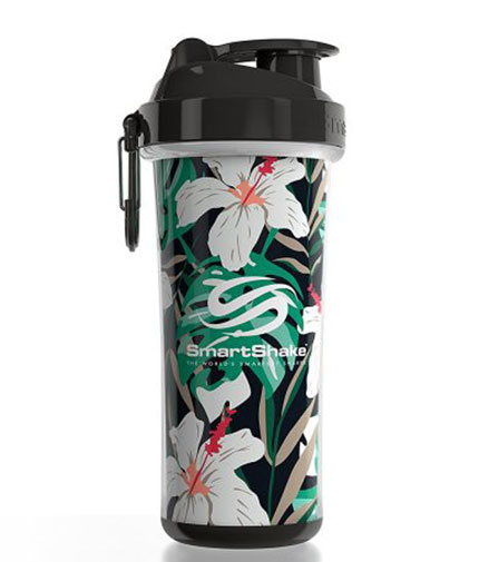 smart-shake Double Wall 750ml / Hawaii (Tropical)