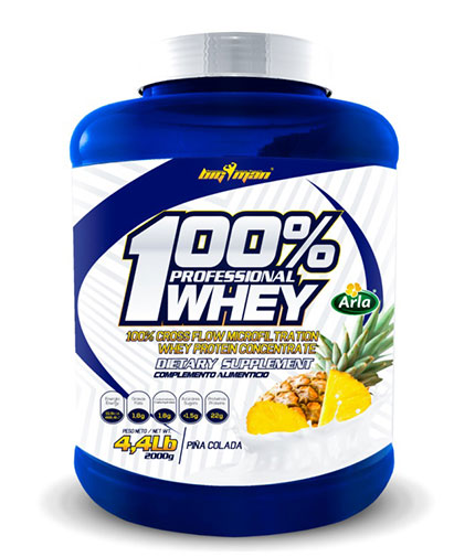 big-man 100% Professional Whey