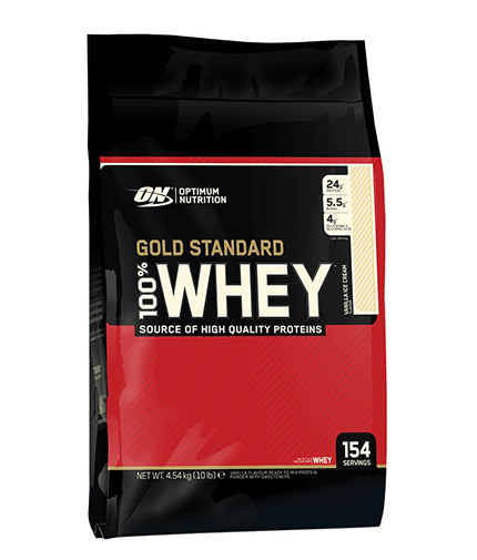 optimum-nutrition 100% Whey Gold Standard 10 lbs.