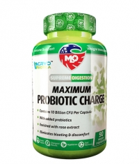 MLO Probiotic Super Charge / 90 Vcaps