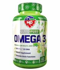 MLO Omega 3 / 60 Softgels