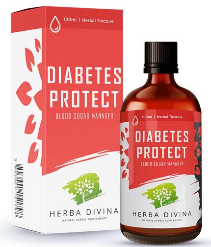 herba-divina Diabetes Protect / 100ml