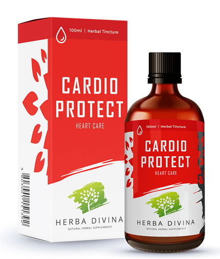 herba-divina Cardio Protect / 100ml