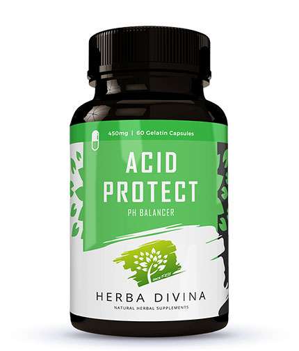 herba-divina Acid Protect / 60 Caps