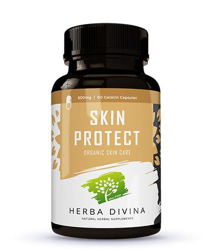 herba-divina Skin Protect / 60 Caps