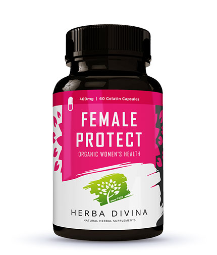 herba-divina Female Protect / 60 Caps