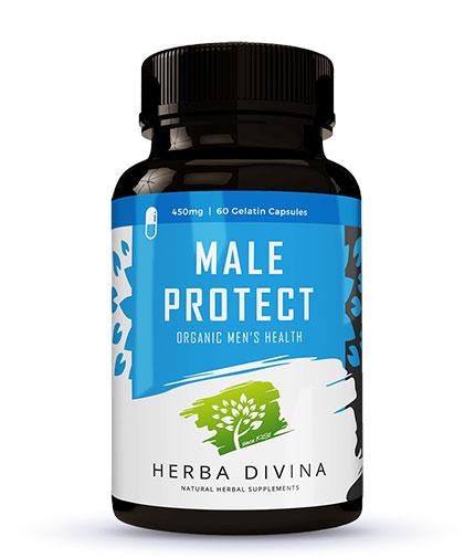 herba-divina Male Protect / 100 Caps