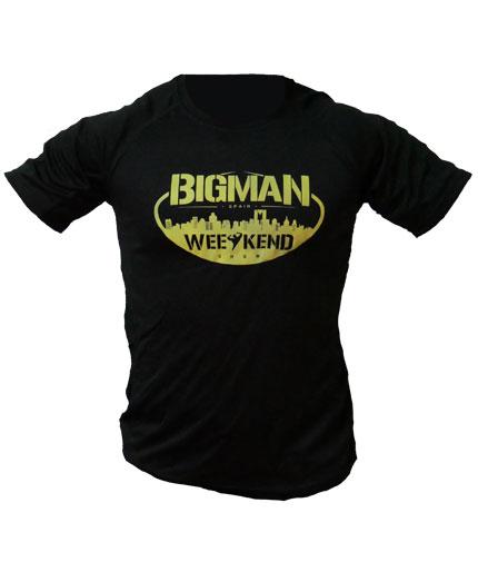 big-man Weekend Shirt / Yellow
