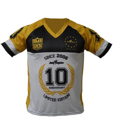 big-man 10 Anniversary Shirt
